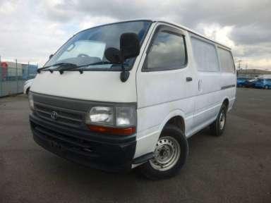 2002 MT Toyota Hiace Van LH162V