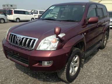 2004 AT Toyota Land Cruiser Prado RZJ120W