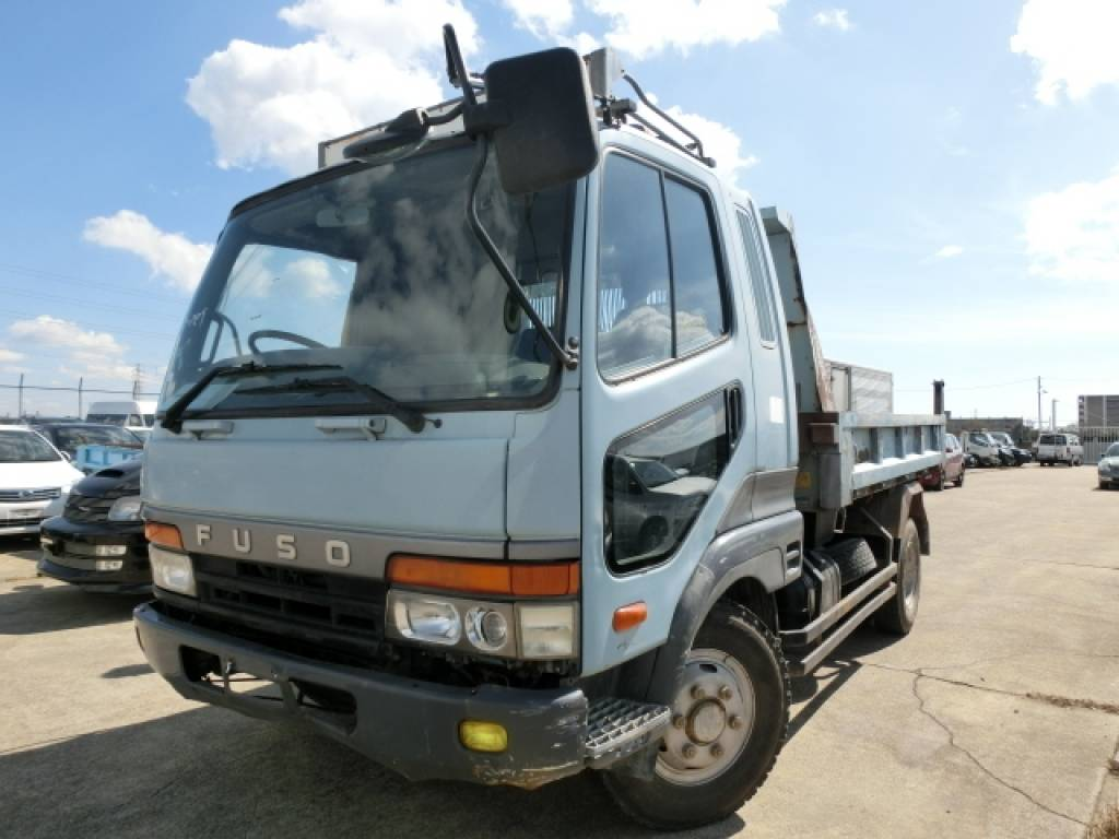 Used 1994 MT Mitsubishi Fighter FK617DD