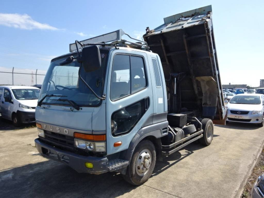 Used 1994 MT Mitsubishi Fighter FK617DD Image[4]