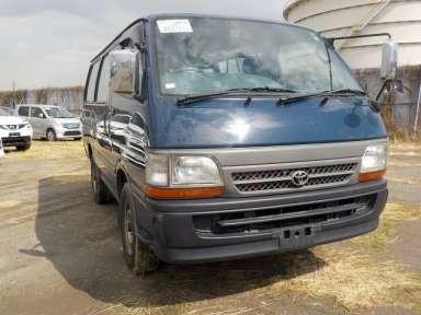 2002 AT Toyota Hiace Van RZH102V