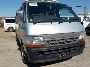 2003 AT Toyota Hiace Van RZH102V