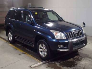 2003 AT Toyota Land Cruiser Prado RZJ120W