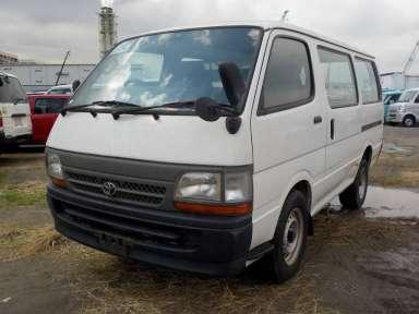 1999 MT Toyota Hiace Van RZH102V
