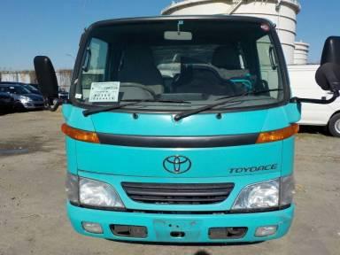 2002 MT Toyota Toyoace Root Van BU306V