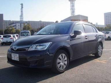 2015 AT Toyota Corolla Axio NKE165