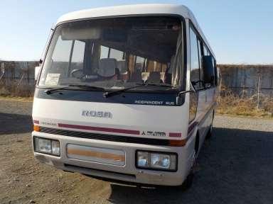 1995 MT Mitsubishi Fuso Rosa Bus BE459F