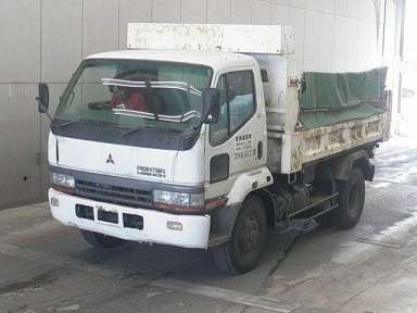 1998 MT Mitsubishi Fuso Fighter KC-FH217CD