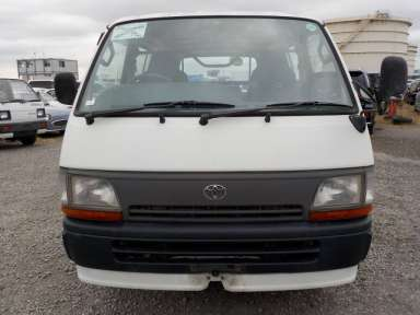 1996 AT Toyota Hiace Van RZH102V