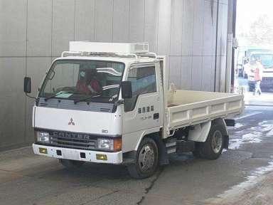 1992 MT Mitsubishi Canter U-FE307BD