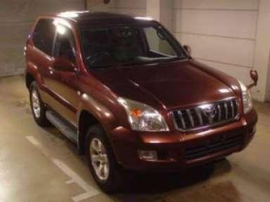 2004 AT Toyota Land Cruiser Prado RZJ125W