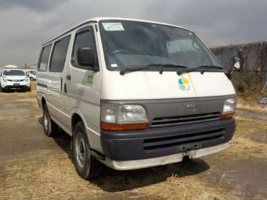 1997 AT Toyota Hiace Van RZH102V