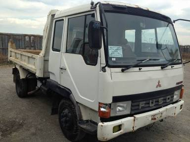 1989 MT Mitsubishi Fuso Fighter FK417E