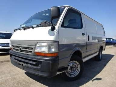 2002 AT Toyota Hiace Van LH172V