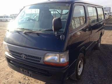 2003 MT Toyota Hiace Van TRH112V