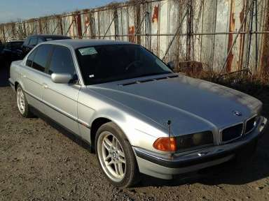 1996 AT BMW 7 Series GF40