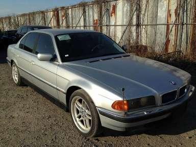 1996 AT BMW 7 Series GF40