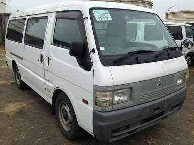 2007 MT Mitsubishi Delica Van SKE6VM