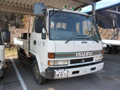 1992 MT Isuzu Forward FSR32HB