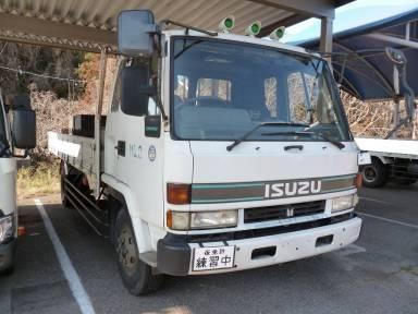 1990 MT Isuzu Forward FSR32HB