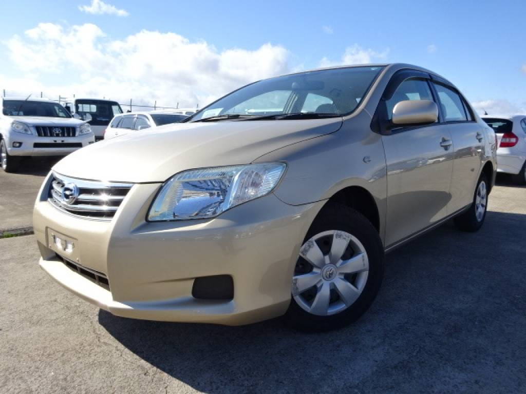 Used 2009 AT Toyota Corolla Axio NZE141