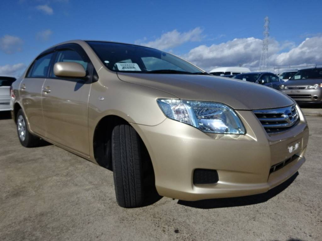 Used 2009 AT Toyota Corolla Axio NZE141 Image[1]