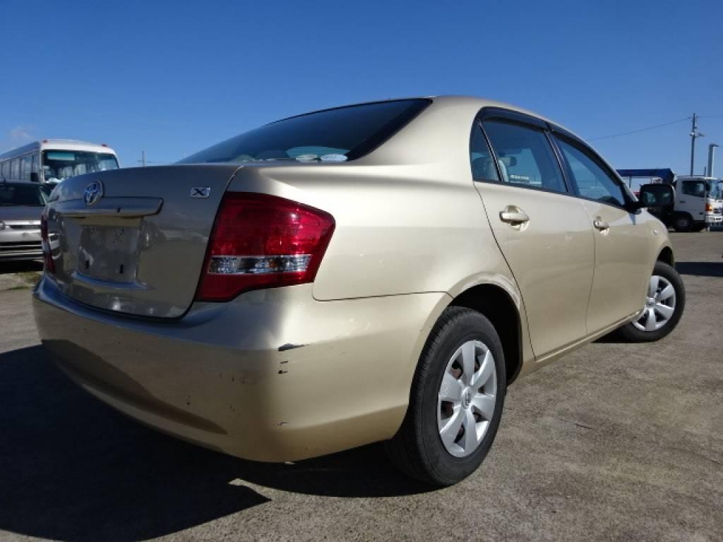 Used 2009 AT Toyota Corolla Axio NZE141 Image[2]