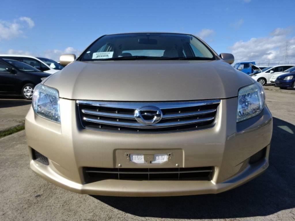 Used 2009 AT Toyota Corolla Axio NZE141 Image[4]