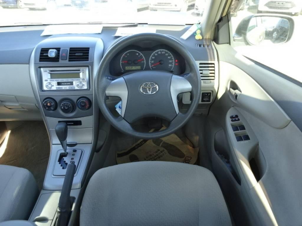 Used 2009 AT Toyota Corolla Axio NZE141 Image[8]