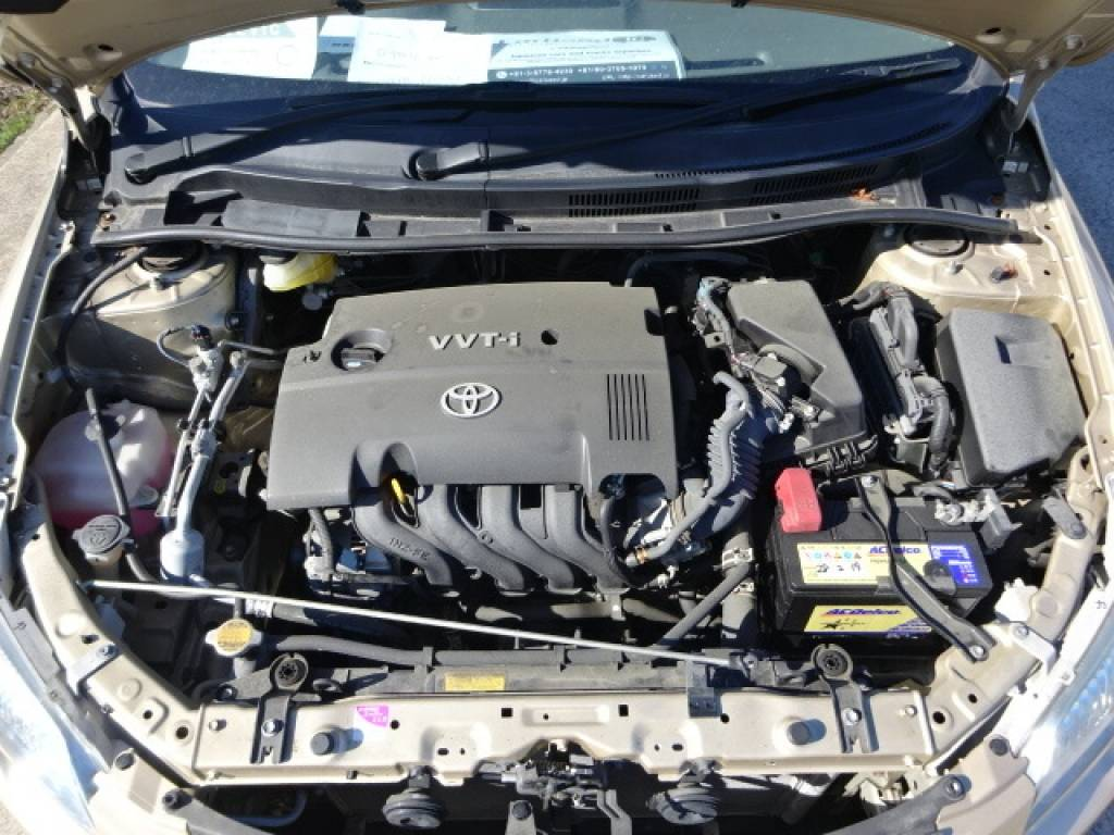 Used 2009 AT Toyota Corolla Axio NZE141 Image[29]