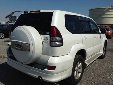 2002 AT Toyota Land Cruiser RZJ120W