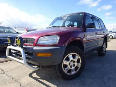 1997 AT Toyota RAV4 SXA11G