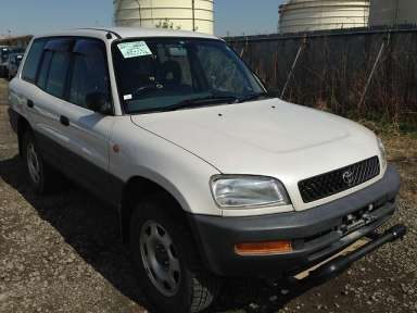 1996 AT Toyota RAV4 SXA11G