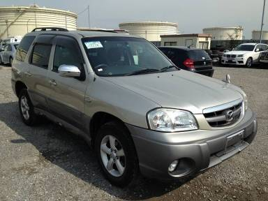 2004 AT Mazda Tribute EP3W