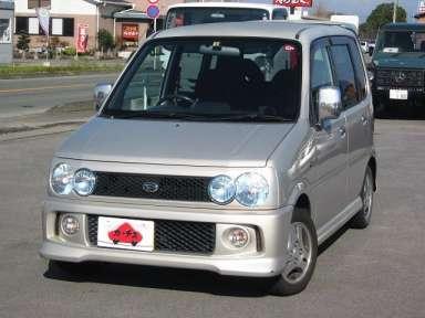 2002 AT Daihatsu Move UA-L900S
