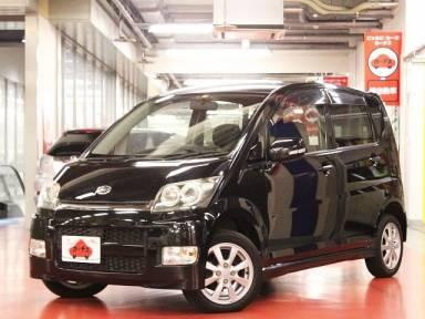 2008 CVT Daihatsu Move DBA-L175S