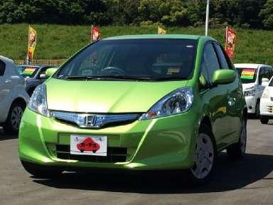 2011 CVT Honda Civic Hybrid DAA-GP1