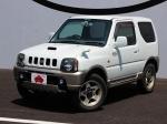 2001 MT Suzuki Jimny TA-JB23W