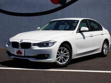 2013 AT BMW 3 Series DBA-3B20