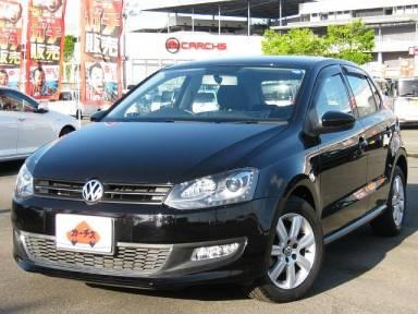 2011 AT Volkswagen Polo DBA-6RCBZ
