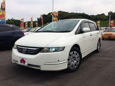 2005 CVT Honda Odyssey DBA-RB1