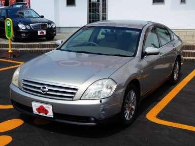 2004 AT Nissan Teana UA-J31