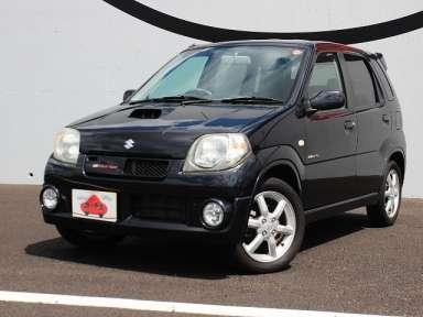 2006 AT Suzuki Kei TA-HN22S