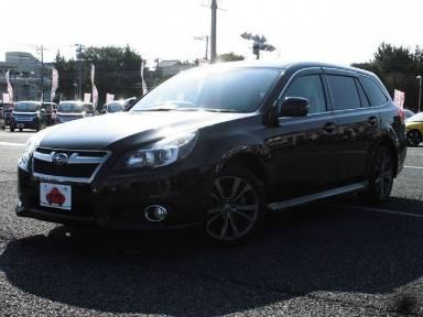 2013 AT Subaru Legacy DBA-BRM