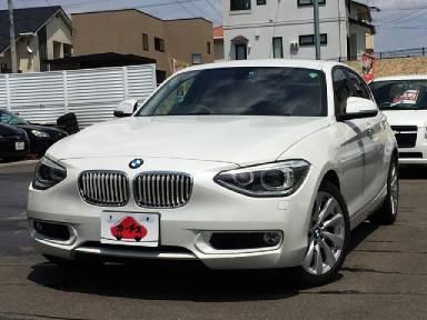 2012 AT BMW 1 Series DBA-1A16