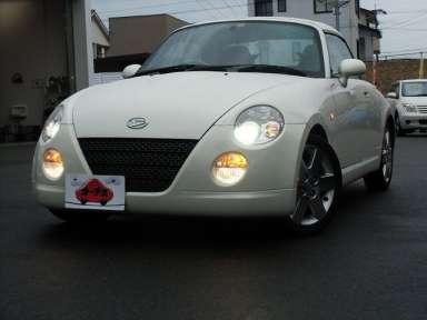 2009 AT Daihatsu Copen ABA-L880K