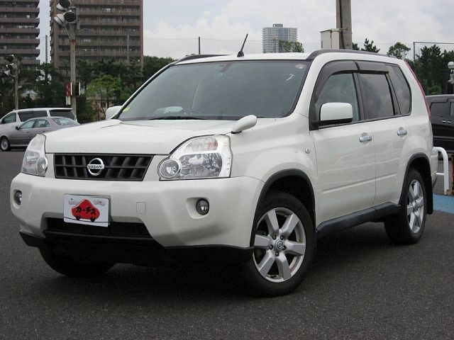 Used 2010 CVT Nissan X-Trail DBA-NT31