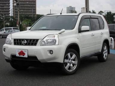 2010 CVT Nissan X-Trail DBA-NT31