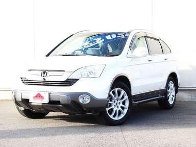 2007 AT Honda CR-V DBA-RE4