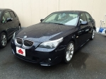 2007 AT BMW 5 Series ABA-NU25